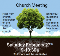 Church meeting